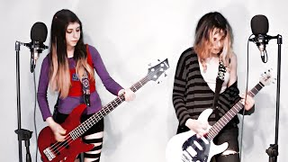 Seven Nation Army by The White Stripes Band Cover (bass, guitar, drums, vocals/vocal) HD