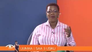 The Mboni Talk Show with King Majuto Teaser 2016