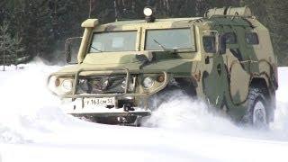 getlinkyoutube.com-Blindado ruso Tigr-M: todoterreno militar a prueba de explosiones