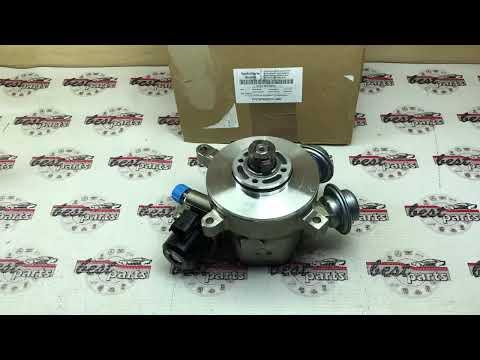 Насос топливный высокого давления (ТНВД) 4.8 turbo Porsche Cayenne 958/Panamera 970