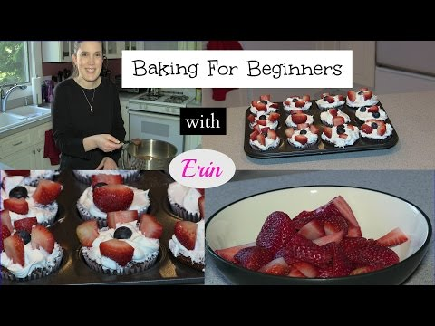 Baking for Beginners # 1 - Patriotic Recipes