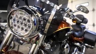 getlinkyoutube.com-Jeep and motorcycle headlights