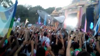 getlinkyoutube.com-Steve Aoki Live - Dim Mak @ Tomorrowland Brasil