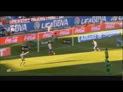 Radamel Falcao - Atletico Madrid - Goals & Skills - 2011-2012 [HD]