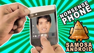 getlinkyoutube.com-Nonsense Phone    Slimmest Phone Ever   NAAKTOD   Pakau TV channel