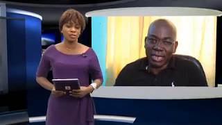 ACTUALITE AU TOGO /COATCH Patrick Armand POGNON SUR GOLFE TV AFRICA