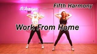 Fifth Harmony - Work From Home _ Waveya Choreography  웨이브야