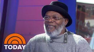 getlinkyoutube.com-Samuel L. Jackson Explains His 'Kingsman' Character's Lisp | TODAY