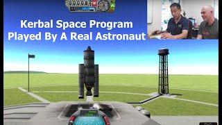 getlinkyoutube.com-Kerbal Space Program - As Played By A Real Astronaut