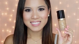 getlinkyoutube.com-Review + Demo | NEW Too Faced Born This Way Foundation