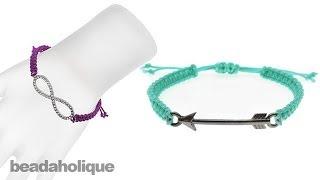 getlinkyoutube.com-Instructions for Making the Link Macrame Bracelet Kits