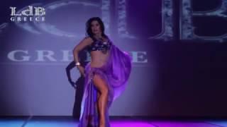 Aziza Veil Dance @ LdB Greece International Dance Festival 2016