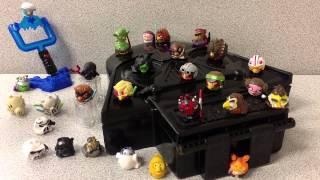 getlinkyoutube.com-Angry Birds Star Wars 2 Tele Pods Collection