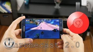 getlinkyoutube.com-Google Chromecast 2.0 2015 | Everything you need to know!