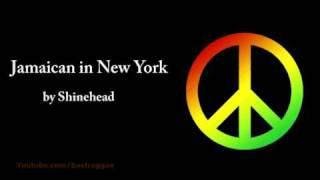 Jamaican in New York - Shinehead (Lyrics) width=