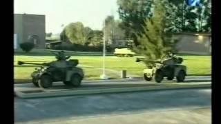 getlinkyoutube.com-Ejército Argentino, el tanque Panhard AML90
