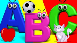 getlinkyoutube.com-The Big Phonics Song | Phonics Letter Song A-Z | Nursery Rhymes For Children