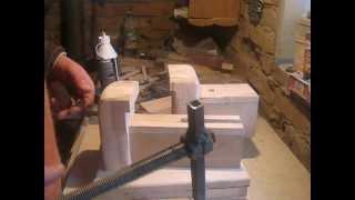 getlinkyoutube.com-Саморобні дерев'яні тіски