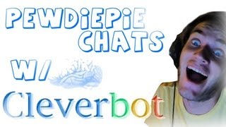 getlinkyoutube.com-PEWDIEPIE ASKS CLEVERBOT OUT ON A DATE - Cleverbot