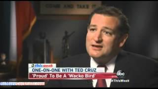 getlinkyoutube.com-Ted Cruz slams Obama for pushing gun control following Sandy Hook shooting; Doesn't give 2016 answer