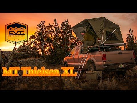 MT Thielsen XL by Cascadia Vehicle Tents CVT