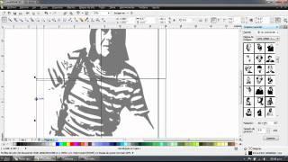 getlinkyoutube.com-Como particionar un grafico de gran tamaño el corel draw x5