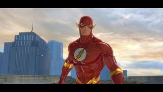 getlinkyoutube.com-DCUO:How to make The Flash suit