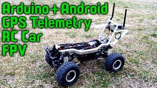 getlinkyoutube.com-RC car GPS telemetry (arduino + nRF24L01 + android)