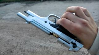 getlinkyoutube.com-Ekol Jackal Dual 9 mm Full AUTO (Beretta model 92)
