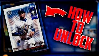 getlinkyoutube.com-Diamond Dynasty Breakdown & How To Get 99 Overall Ken Griffey Jr   MLB The Show 17 Diamond Dynasty