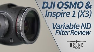 getlinkyoutube.com-DJI OSMO & Inspire 1: Neewer Variable Neutral Density (ND) filter review