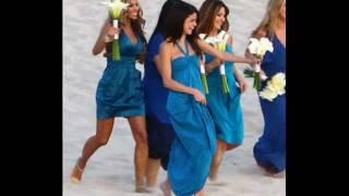 getlinkyoutube.com-Justin & Selena at a wedding in Los Cabos, Mexico