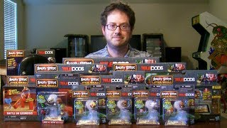 getlinkyoutube.com-Angry Birds Star Wars Telepods Toy Collection Vlog
