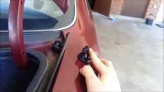 getlinkyoutube.com-How to replace automatic car antenna