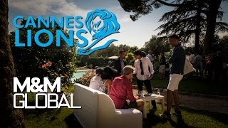 M&M Global and Blippar's Magical Garden Party in Cannes