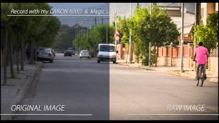 getlinkyoutube.com-RAW video with CANON 600D/T3i & MAGIC LANTERN