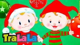 Moș Crăciun ce drag ne ești - Cântece de iarnă pentru copii | TraLaLa