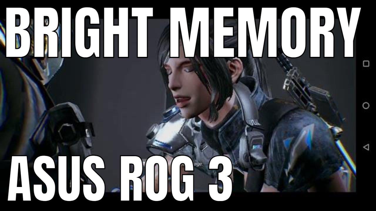 Bright Memory ASUS ROG3