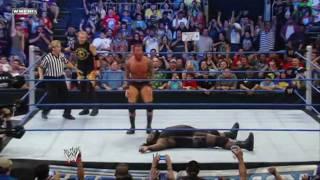 getlinkyoutube.com-WWE - Randy Orton dance after RKO