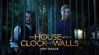 The House with a Clock in Its Walls - Official Trailer