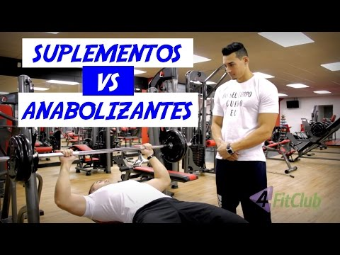 4FitClub Canal Fitness, Suplementos x Anabolizantes e Supino Reto