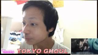 getlinkyoutube.com-Tokyo Ghoul Episode 8 LIVE REACTION