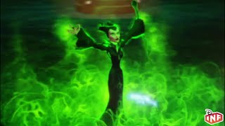 getlinkyoutube.com-Sleeping Beauty Defense of the Dark Spire a Disney Infinity Toy Box preview