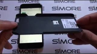 getlinkyoutube.com-iPhone 6S Dual SIM simultaneous case with both SIMs active online at the same time Bluetooth adapter