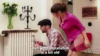 getlinkyoutube.com-The Heating Engineer -French Porn-