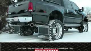 getlinkyoutube.com-American Force Wheels SEMA 2008