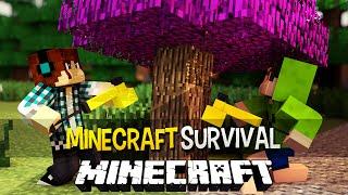 getlinkyoutube.com-Minecraft Survival Ep.121 - Atacados Por Um VÍRUS  !!
