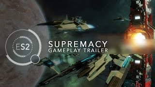 Endless Space 2 - Supremacy Gameplay Trailer