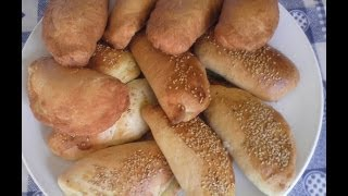 getlinkyoutube.com-Rosticceria siciliana: Ricetta calzoni fritti e al forno