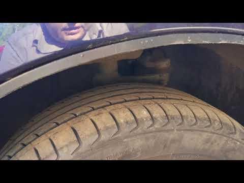 Где находится у Datsun on-DO пыльник рулевой рейки
